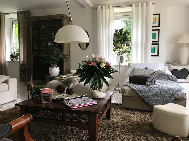 La Maison D'Ines - Chambre Clemence, holiday rental in Badonviller