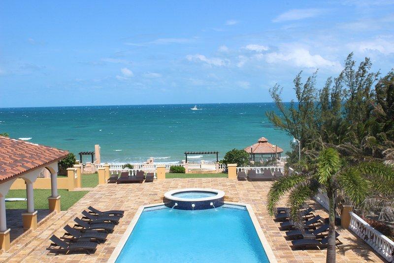 Casa al Mare, Private Luxury Oceanfront Estate, location de vacances à Île de New Providence