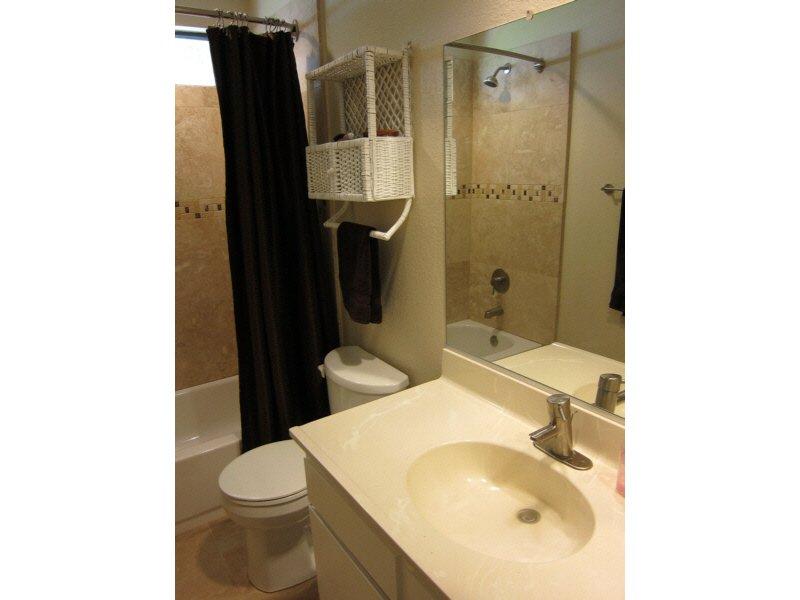 Den andra badrum.