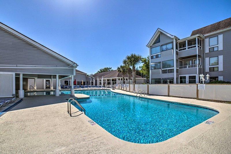 Fuja para a costa leste neste 2 quartos, alojamento de férias Condomínio de 2 banho!