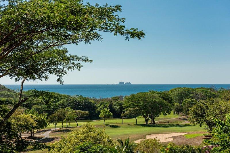 Vistas al mar desde Villa Marlea