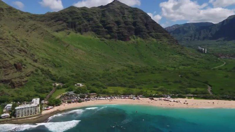 Makaha Ocean Lullaby - Located on THE World Famous Makaha Surfing Beach!!!, holiday rental in Makaha