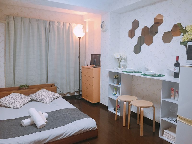 Kansai Airport, USJ! easy access! Osaka House!#17, holiday rental in Osaka Prefecture