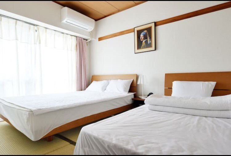 Close station/Namba area/family/friend/Osaka!!! #18, holiday rental in Dotombori