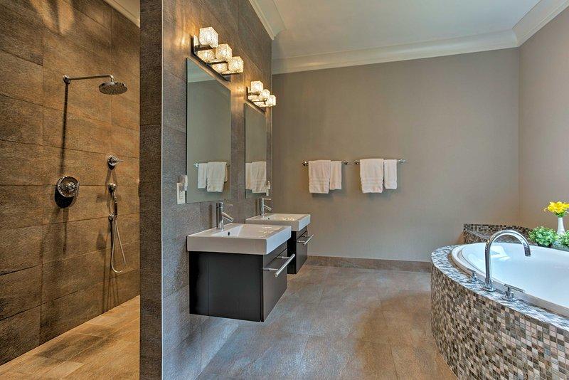 Plutôt profiter d'une douche de luxe?