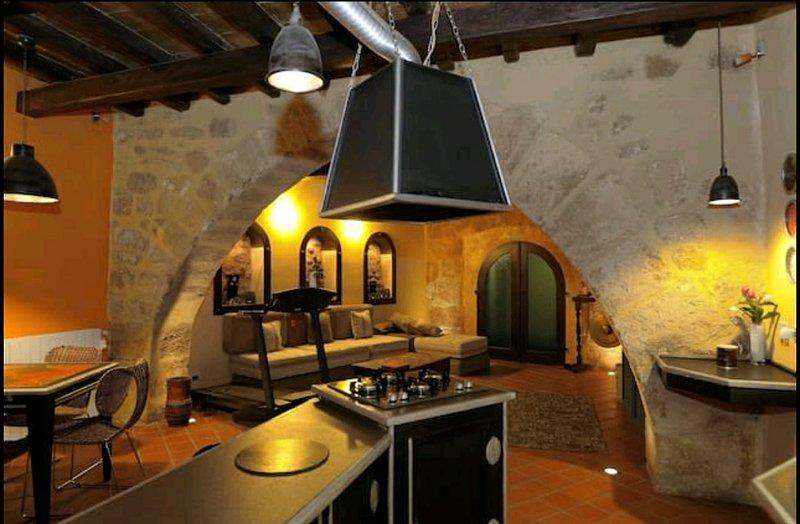 Appartamento artistico, vacation rental in Joppolo Giancaxio
