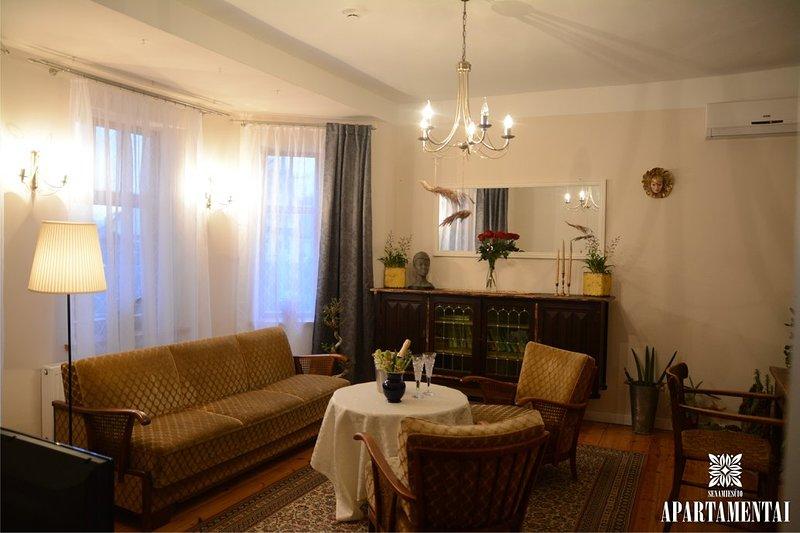 Senamiescio Apartamentai, holiday rental in Panevezys County