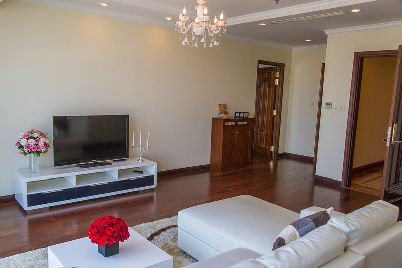 Vincom 2 bedroom Penthouse, holiday rental in Ho Chi Minh City