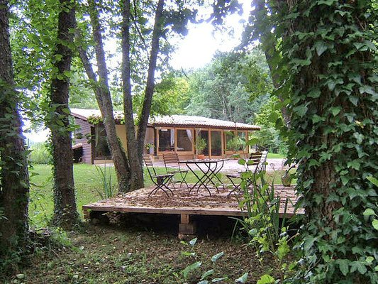 Lodge de tikal-nature, holiday rental in Bergerac City