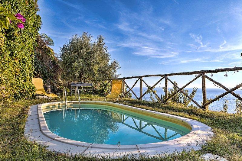 Villa Millstone, location de vacances à Maiori