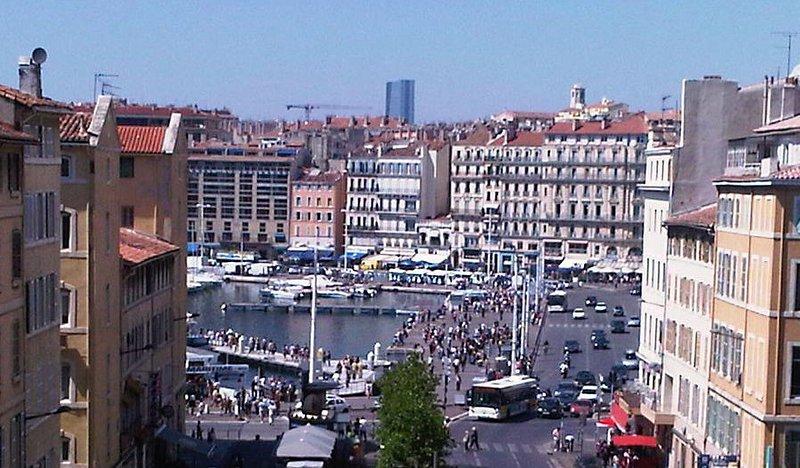 La Maison du Port sur le Vieux Port, location de vacances à Marseille