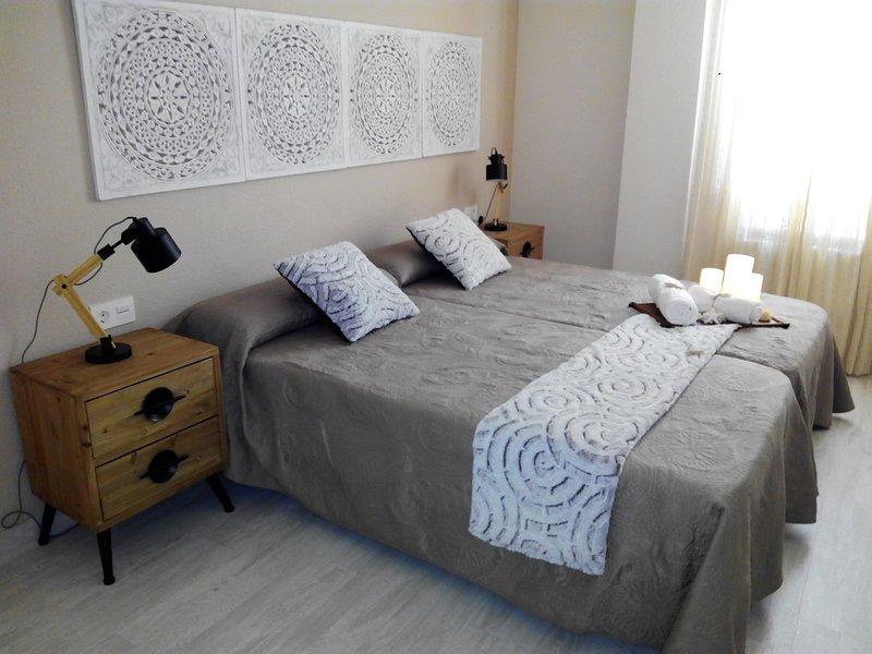 Apartamento B&B en Granada - Habitación Tierra, alquiler vacacional en Víznar