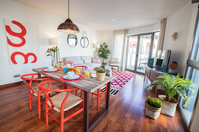 Has Balcony And Wi Fi Rental In Madrid Spain Vacation Rentals
