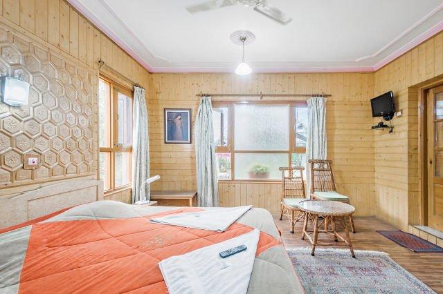 Camera da letto variante 1