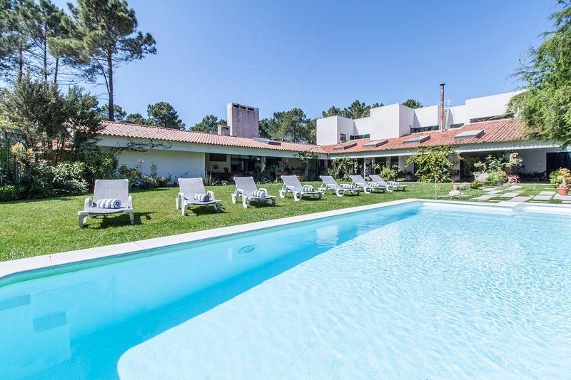 Villa do Cisne, aluguéis de temporada em Charneca da Caparica