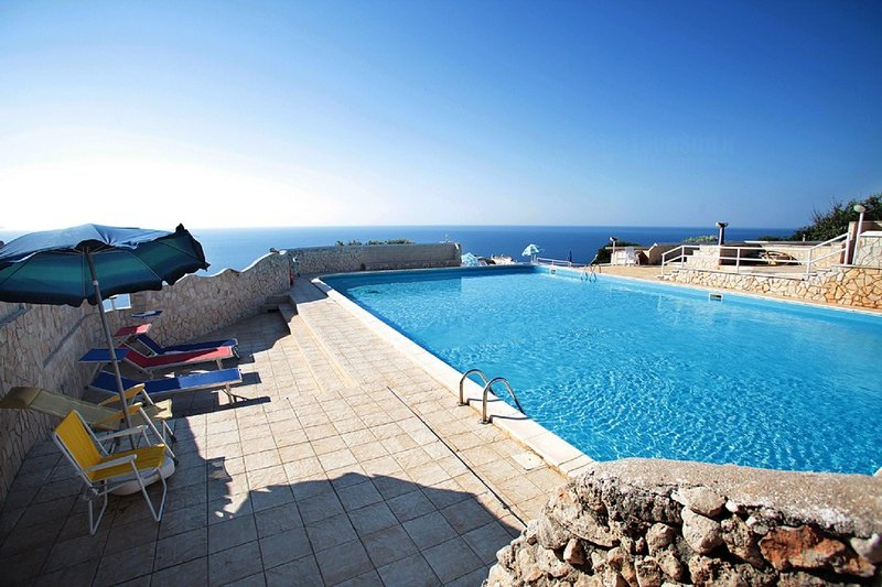 Anna pool residence, vacation rental in Gagliano del Capo