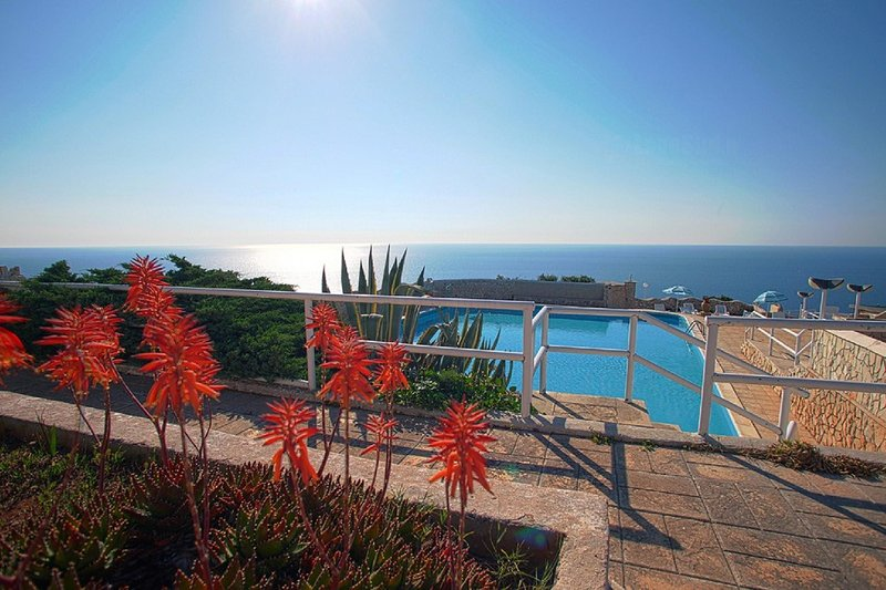 Stefano pool residence, vacation rental in Gagliano del Capo