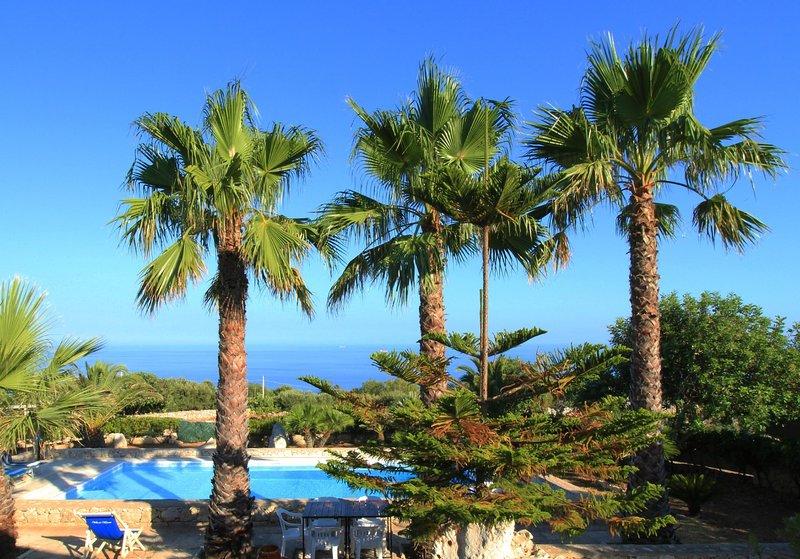 Stella Marina luxe pool home, casa vacanza a Gagliano del Capo