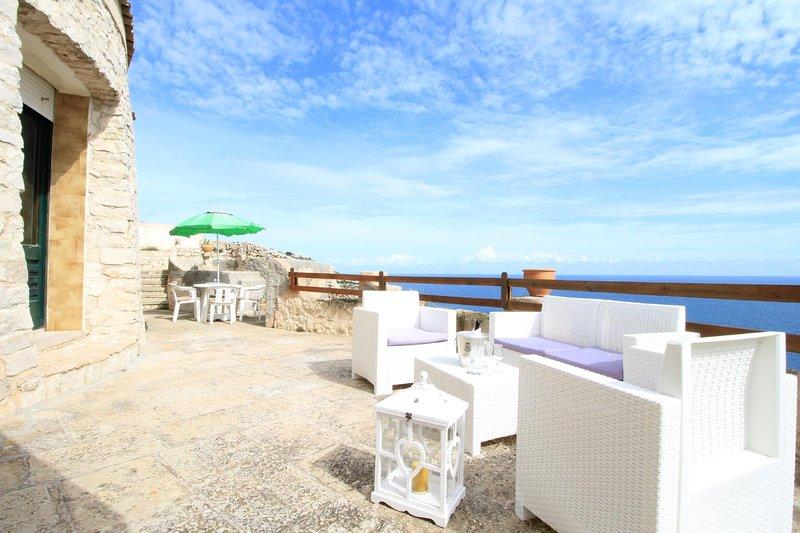 Gabbiano pool residence, casa vacanza a Gagliano del Capo