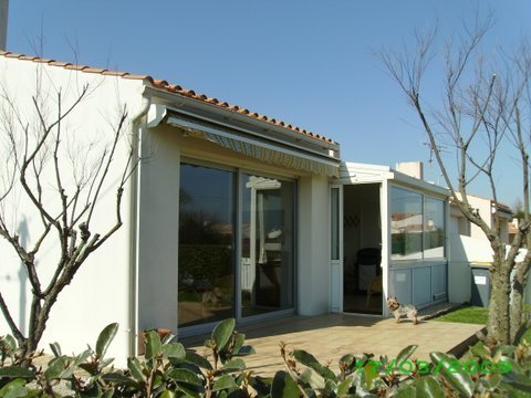 Beautiful house near the beach, vacation rental in Saint-Hilaire-de-Riez