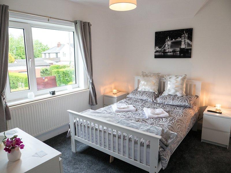 Amazing recently refurbished Double Bedroom