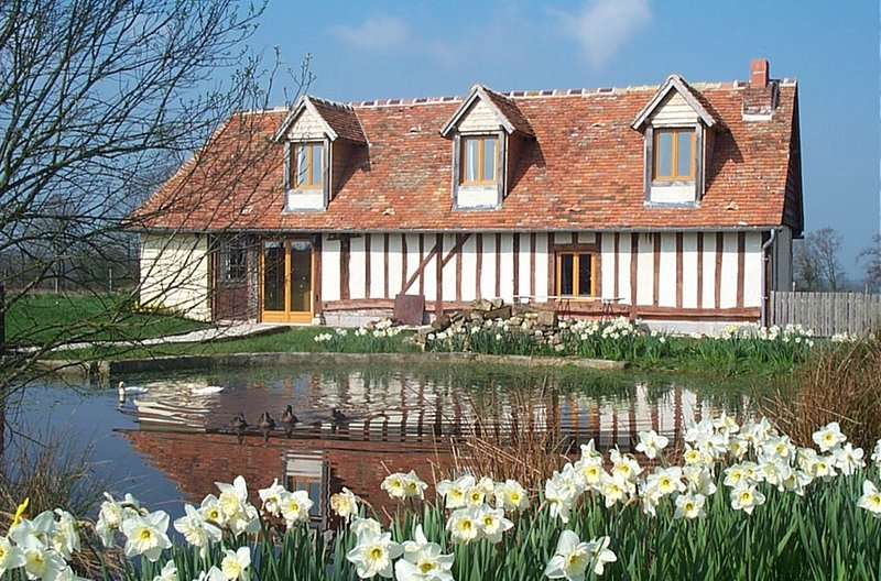 La Maison des Canards, holiday rental in Vendeuvre