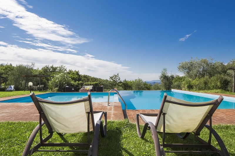 Podere La Casetta - Cantina Holiday Home, holiday rental in Montaione