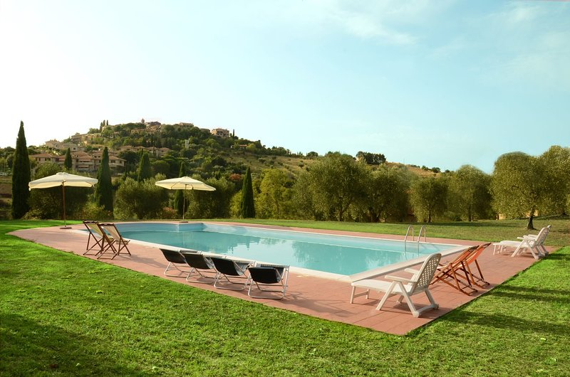 Villa Fontaccia, vacation rental in Montiano