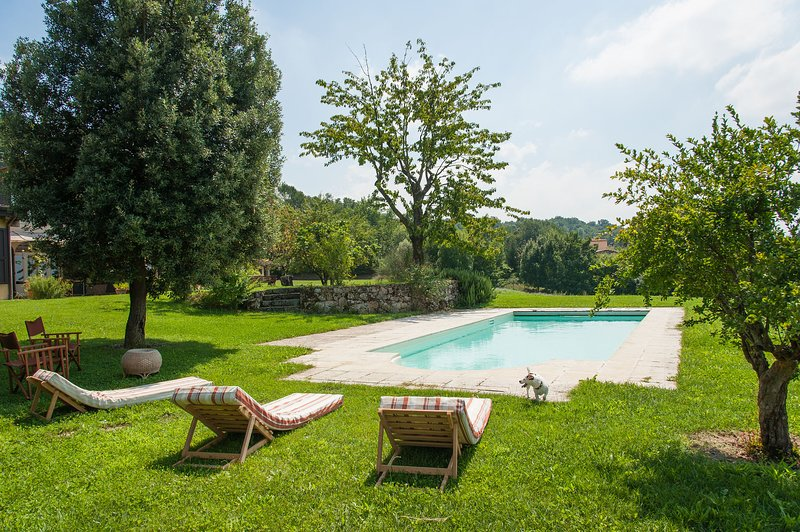 Villa Monia, vacation rental in Gropparello