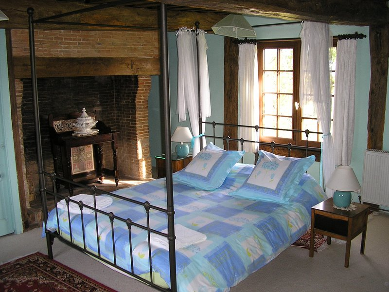 B&B Blue room, holiday rental in Vendeuvre