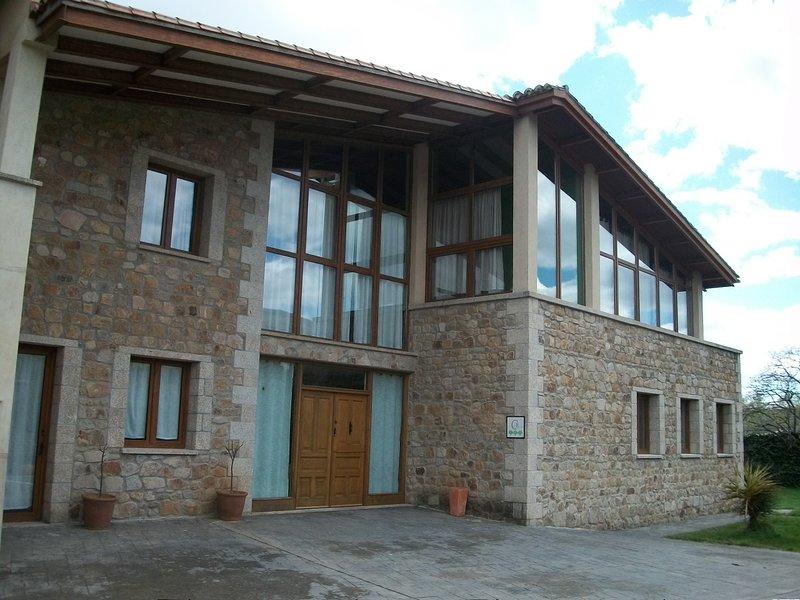 Casa Rural La Flor Del Naranjo, casa vacanza a Torre de Don Miguel