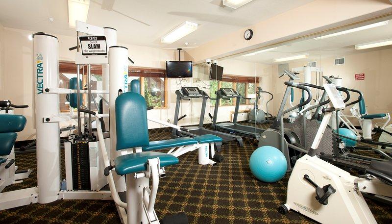 N'oubliez pas de vérifier la salle de fitness!