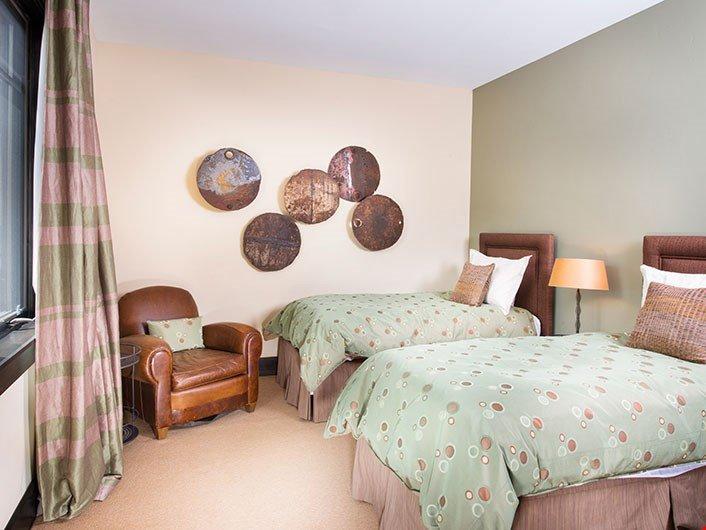 Dormire gli ospiti supplementari in seconda camera da letto.