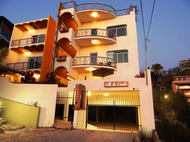 Welcome to Villa Los Corales