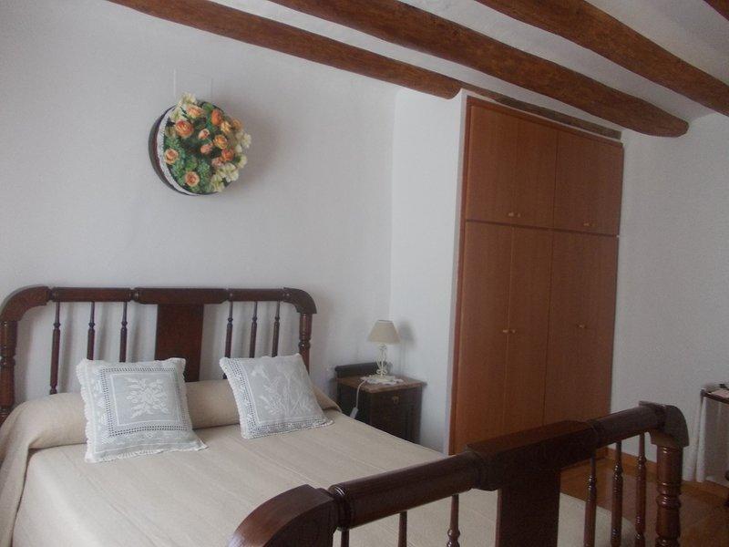 La casa de Villallarga., holiday rental in La Senia