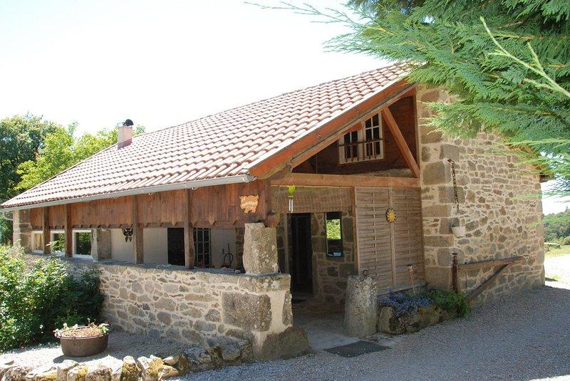Domaine Les Teuillères gîte la Porcherie, location de vacances à Bessonies