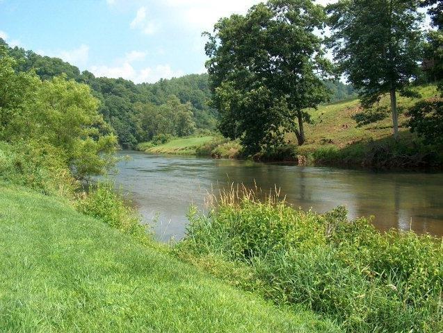 River - Enjoy canoeing down the serene New River