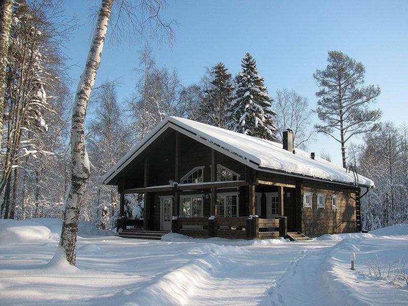 KRIIPI'S COTTAGES- cottage Kaisla, location de vacances à Hattula