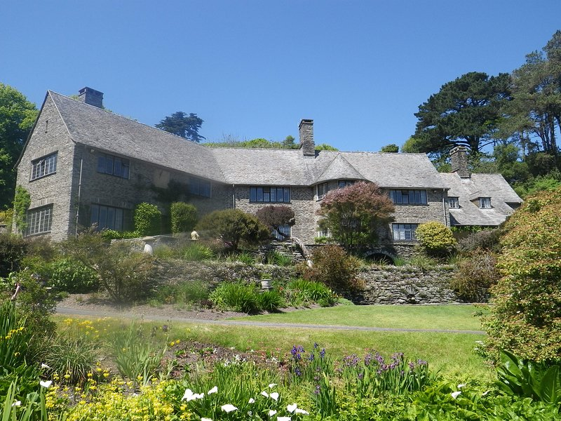 Lots of National Trust properties within easy reach.  This is Coleton Fishacre