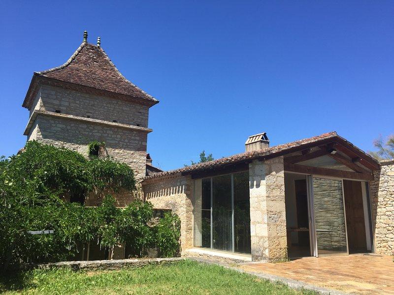 Chambre d'hôte Ethel Smyth, Les Caz'Elles, Ferienwohnung in Cahors