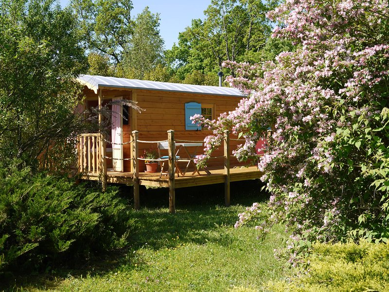 Roulotte Beatrice, holiday rental in Saint Projet