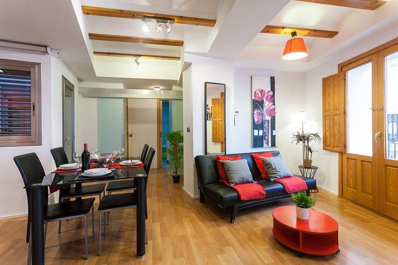 11.Lonja II Casco Antiguo, holiday rental in Valencia