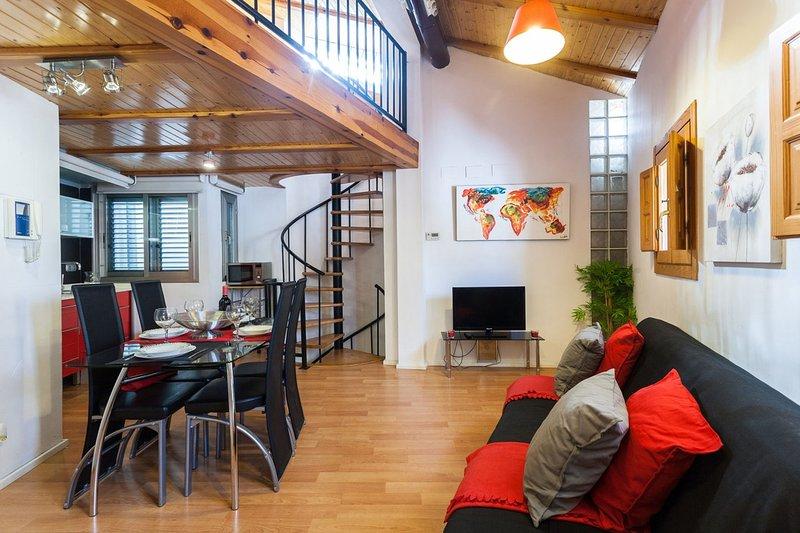 13.Lonja IV Casco Antiguo, holiday rental in Valencia