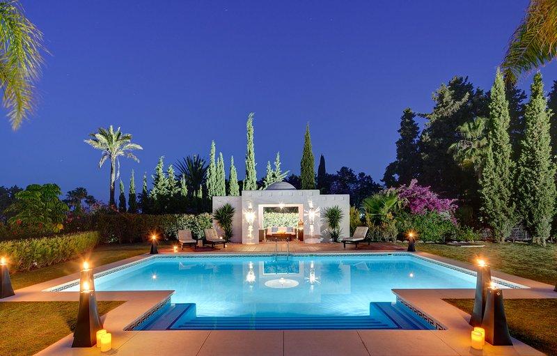 Villa Rio Verde, location de vacances à Nueva Andalucia