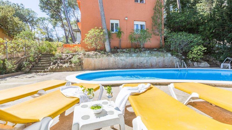 Carena 1º, holiday rental in Llafranc