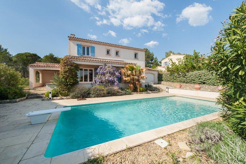 Villa le Loup voor 8 personen met privézwembad, casa vacanza a Fontaine de Vaucluse