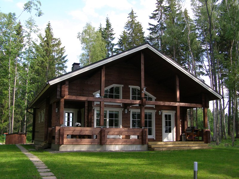 Kriipi's Cottages - Lumme, holiday rental in Tavastia Proper