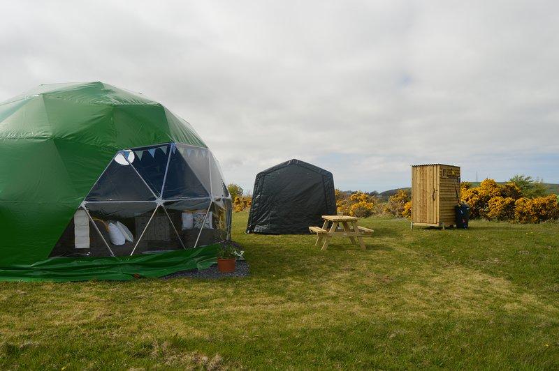 Snowdrop dome