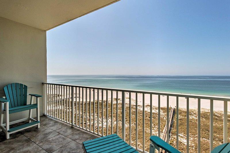 Escape a la playa y estancia en este 1 dormitorio, condominio de alquiler de 1-baño!
