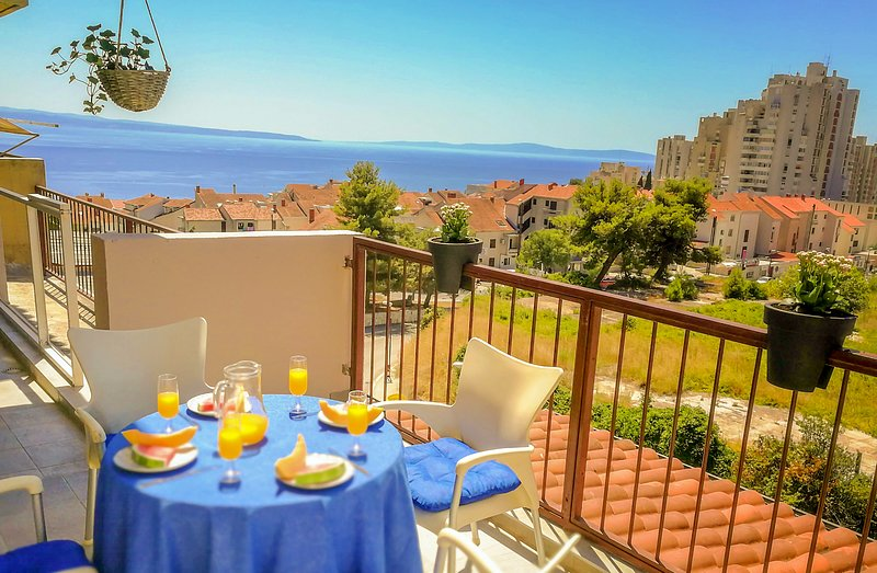 Appartamento Ane - Due appartamento con terrazza e vista sul mare